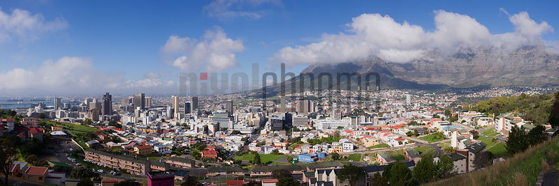 Skyline of Cape Town