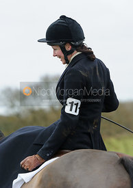 Aoife Byrne and Rocko