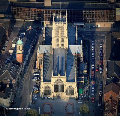 Hull Minster ( Holy Trinity Church )