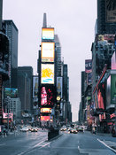 Times Square vide