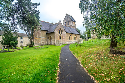 St. Michael Church- Monkton Combe, England