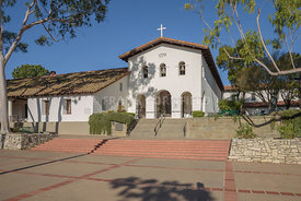 The Mission of San Luis Obispo de Tolosa is a Spanish mission founded in 1772, in San Luis Obispo, California, USA.