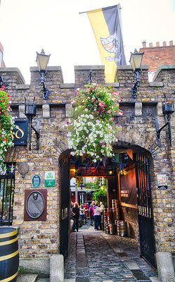 The Brazen Head, Ireland's Oldest Pub- Dublin, Ireland