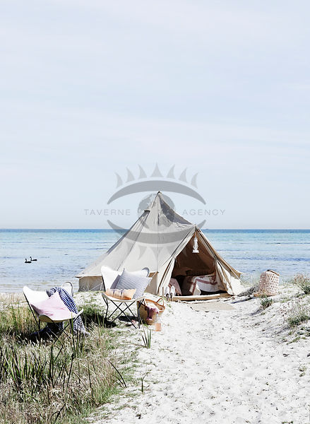 beachside camping Photos