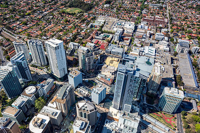 A View of Chatswood
