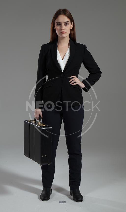 Emily Government Agent Stock Photography