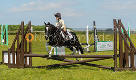 Class 3 60cm - Cottesmore Hunt Pony Club Showjumping -  17 June 2017