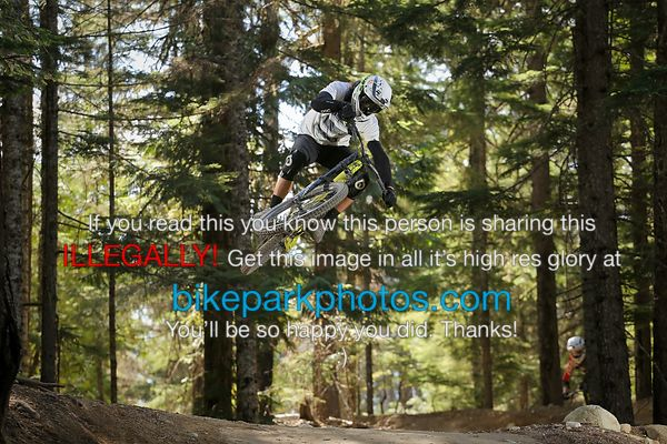 Sunday July 22nd ALine Double bike park photos