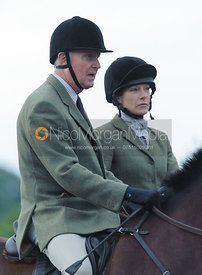 Nick Townsend and Hilary Butler - The Cottesmore at Furze Hill 10-9