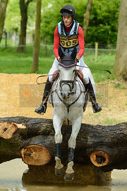 Kirsty Short and COSSAN LAD - Rockingham Castle International Horse Trials 2016
