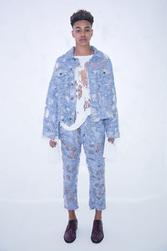London Collections Men Spring Summer 2017 -  Ka Wa Key