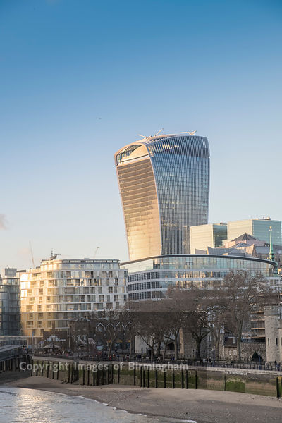 20 Fenchurch Street,  'The Walkie-Talkie' building, London