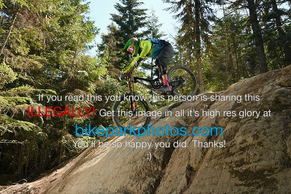 Monday July 23rd Blueseum bike park photos