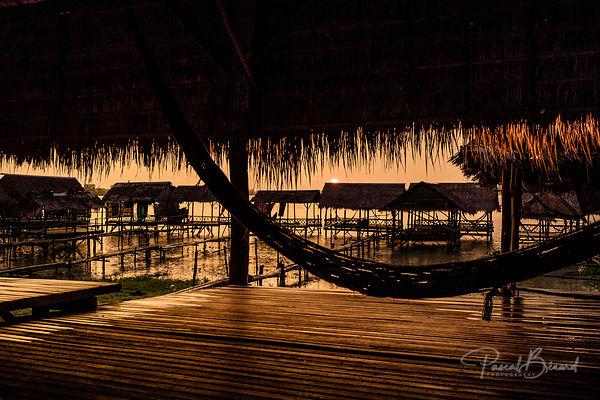 Tonlé Bati, Cambodge