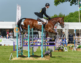 William Fox-Pitt and YES I CAN, Fairfax & Favor Rockingham Horse Trials 2018