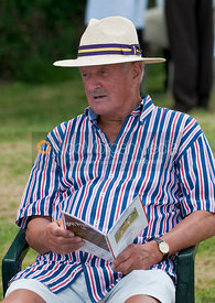 Mr Robin Sturgess, Blaston Hound Show 2010