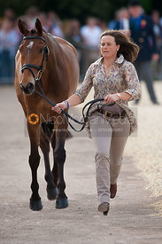 Pippa Funnell and Mirage D'Elle