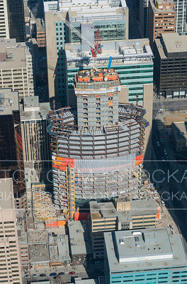 707 Fifth, Construction Phase