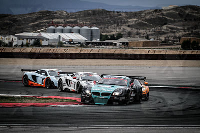 66 Gregory Franchi / Mathias Lauda / Frank Kechele Vita4One Racing Team BMW Z4
