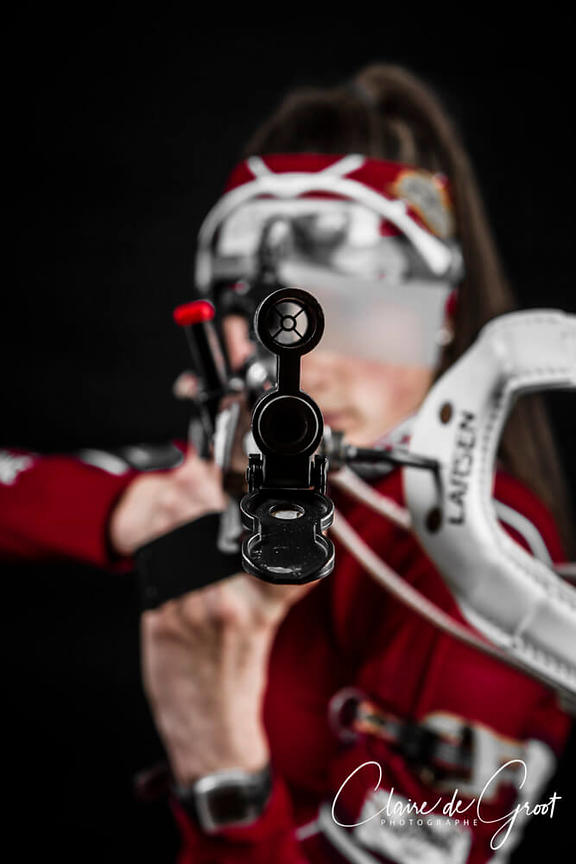 Biathlon Studio Sports Portrait