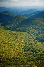 Blue Ridge Mountains of Virginia