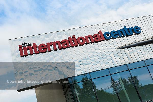 The International Centre in Telford, Shropshire