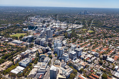 St Leonards to Chatswood