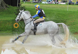 Tyler Cassells and MACHISMO STAR - Event Rider Masters CIC***