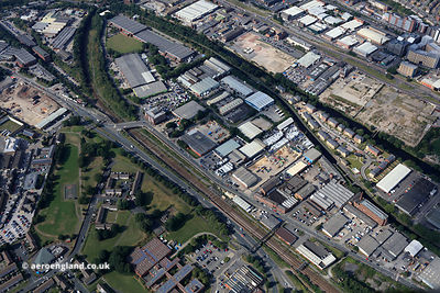 Maybrook Industrial Estate Leeds