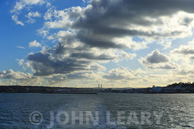 Clouds Over Cowes Isle of Wight.