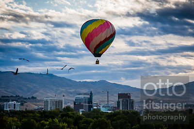 Spirit of Boise Balloon Classic 2015