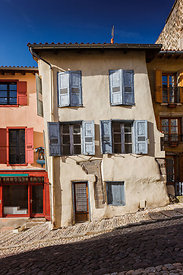 Maison pittoresque de la Rue des Tables, Le Puy en Velay