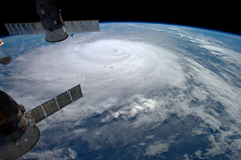 ABOARD THE INTERNATIONAL SPACE STATION -- 16 Oct 2014 -- This image of Hurricane Gonzalo