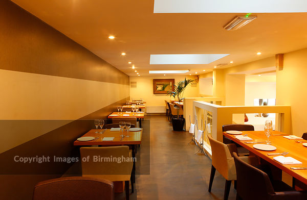 Lasan Indian Restaurant, The Jewellery Quarter, Birmingham.