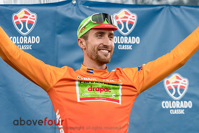 Taylor Phinney (Cannondale Drapac) is always a fan favorite in his home state of Colorado.