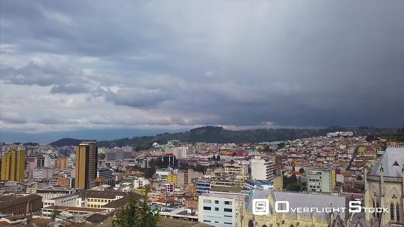 Quito City Ecuador