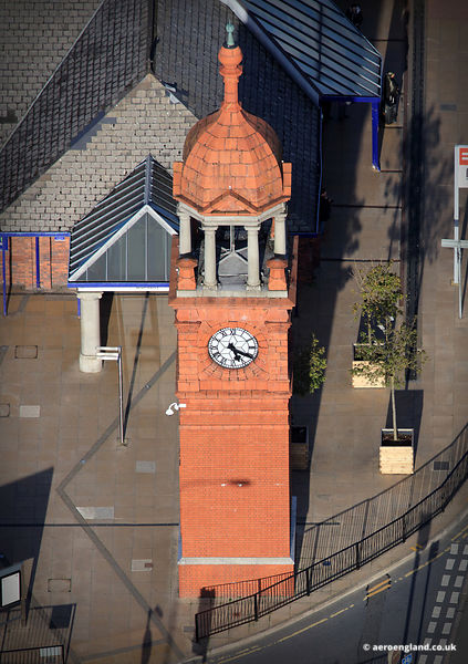 Bolton Station Clock Tower