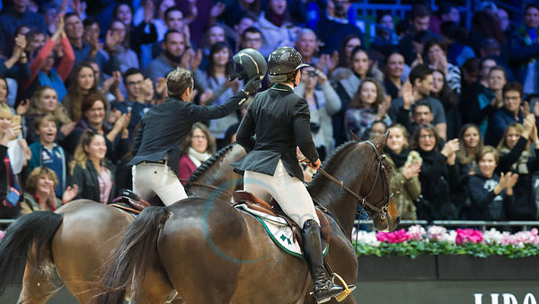 MASTERS POWER LIDO DE PARIS. - Longines Paris Masters 2017
