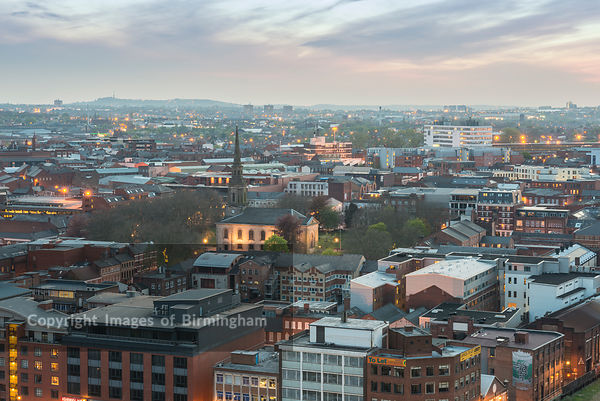 The Jewellery Quarter of Birmingham, West Midlands, England, UK