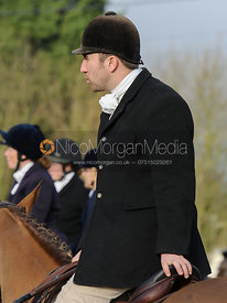 Russell Cripps at the meet in Morborne, 23/1