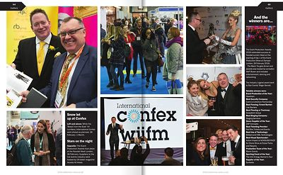 Conference News magazine Gallery - April 2018