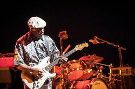 BUDDY GUY.OLYMPIA 2014.JULIEN LEPEUT