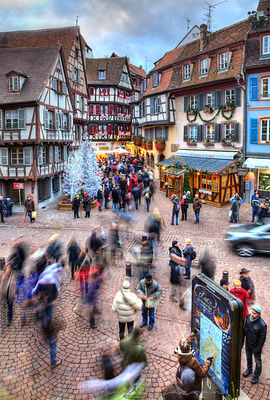 Winter Holidays in Colmar