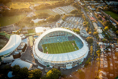 Allianz Stadium Evening