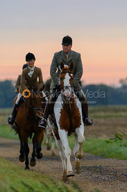 Russell Atkin - Cottesmore Hunt, Baston, Lincolnshire