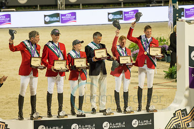 Furusiyya FEI Nations Cup™ Jumping Final Fotos