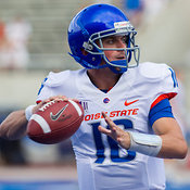 Football: Boise State Fall Scrimmage 8/18/12 photos