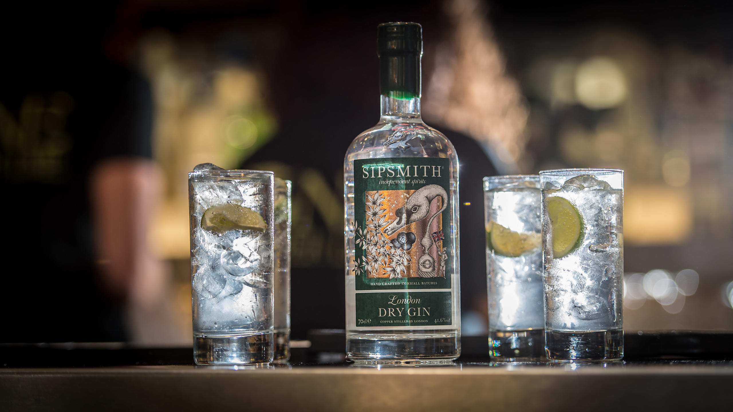 Advertisement/Marketing: Sipsmith Gin