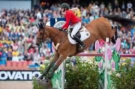 LONGINES FEI EUROPEAN CHAMPIONSHIPS JUMPING INDIVIDUAL