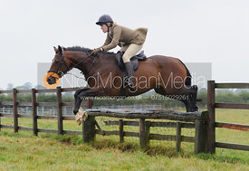 Harriet Gibson - The Cottesmore Hunt at Marefield 26/8